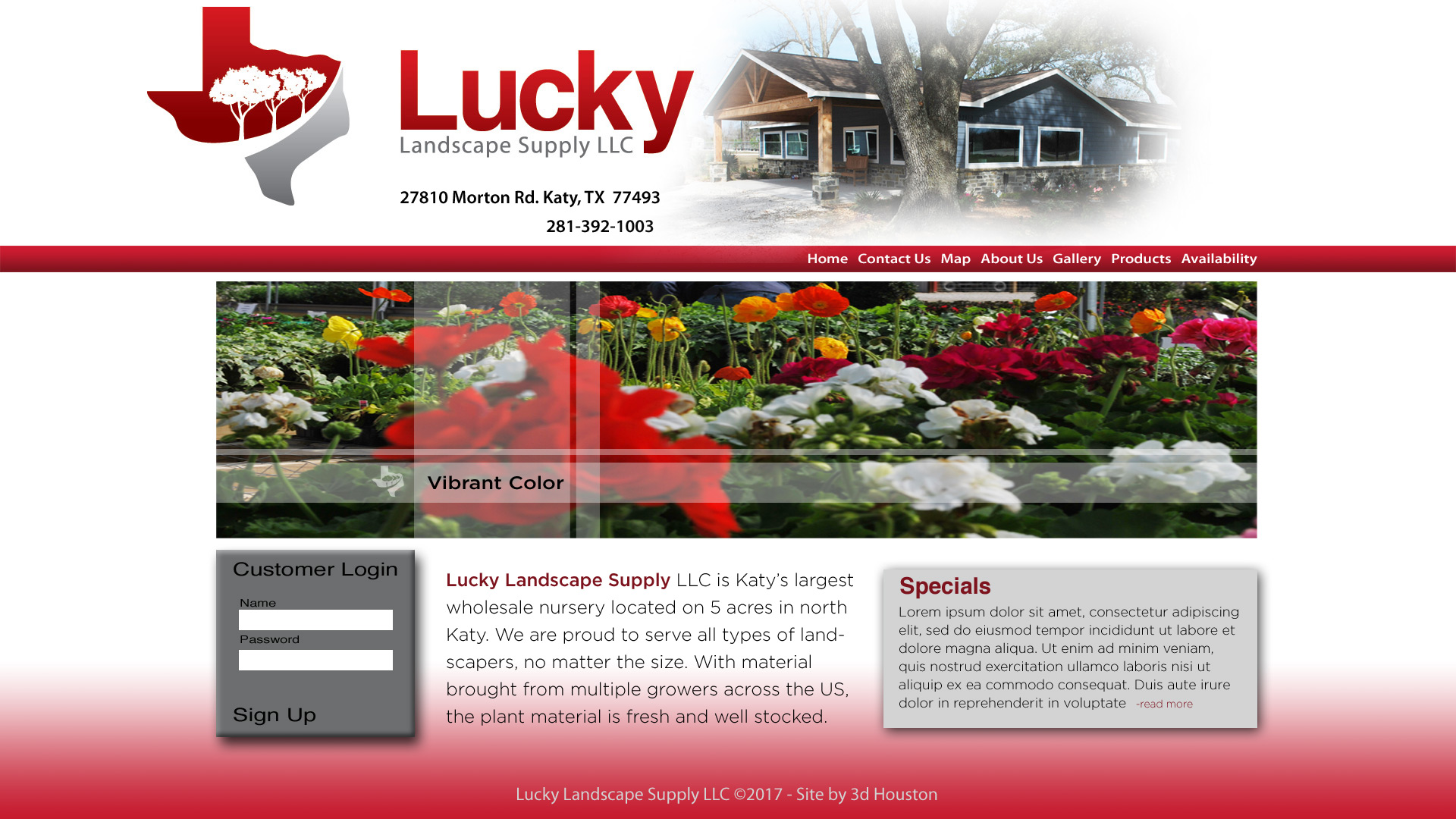 Lucky Landscape Supply